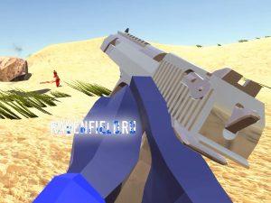 Моды: пистолет Mk19 Desert Eagle в твоем Ravenfield