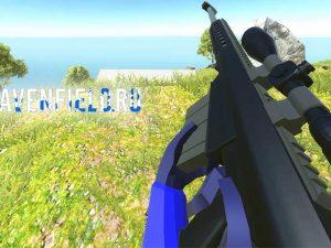 Снайперская винтовка Barrett M82 USA