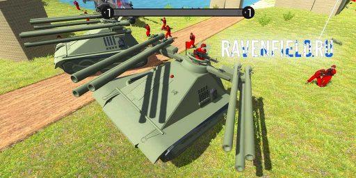 Скачать моды на технику Ravenfield M50 Ontos