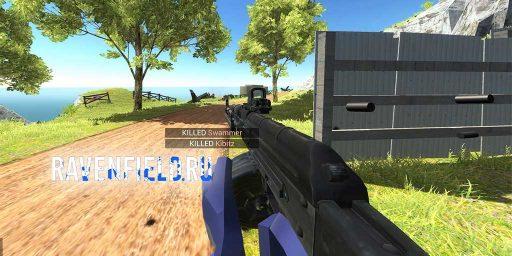 ручной пулемет Калашникова РПК-74 Ravenfield