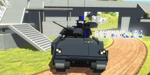 M2 Bradley боевая машина пехоты USA скачать моды на технику Ravenfield
