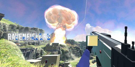 Armageddon RML - управляемая атомная ракетная установка Ravenfield