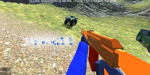 Мод NUKE GUN для Ravenfield