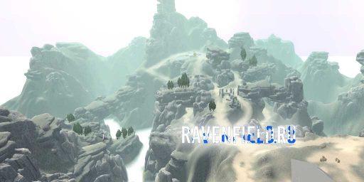 Ravenfield EA 11 новая карта Mountain range